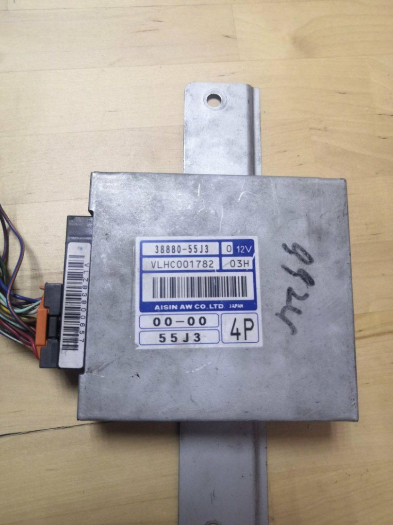 Блок управления efi Suzuki Swift HT51S M13A (б/у)