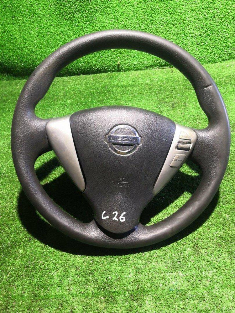 Руль Nissan Serena C26 MR20DD (б/у)