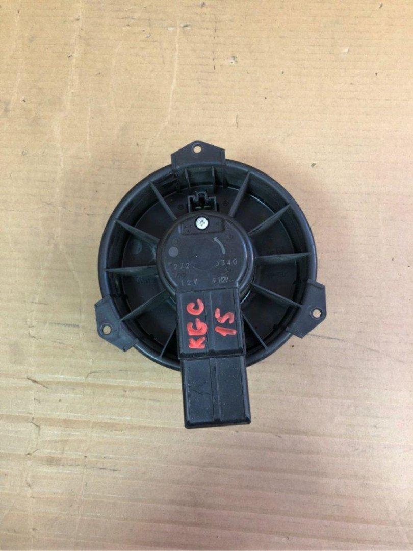 Мотор печки Toyota Passo KGC10 1KRFE (б/у)