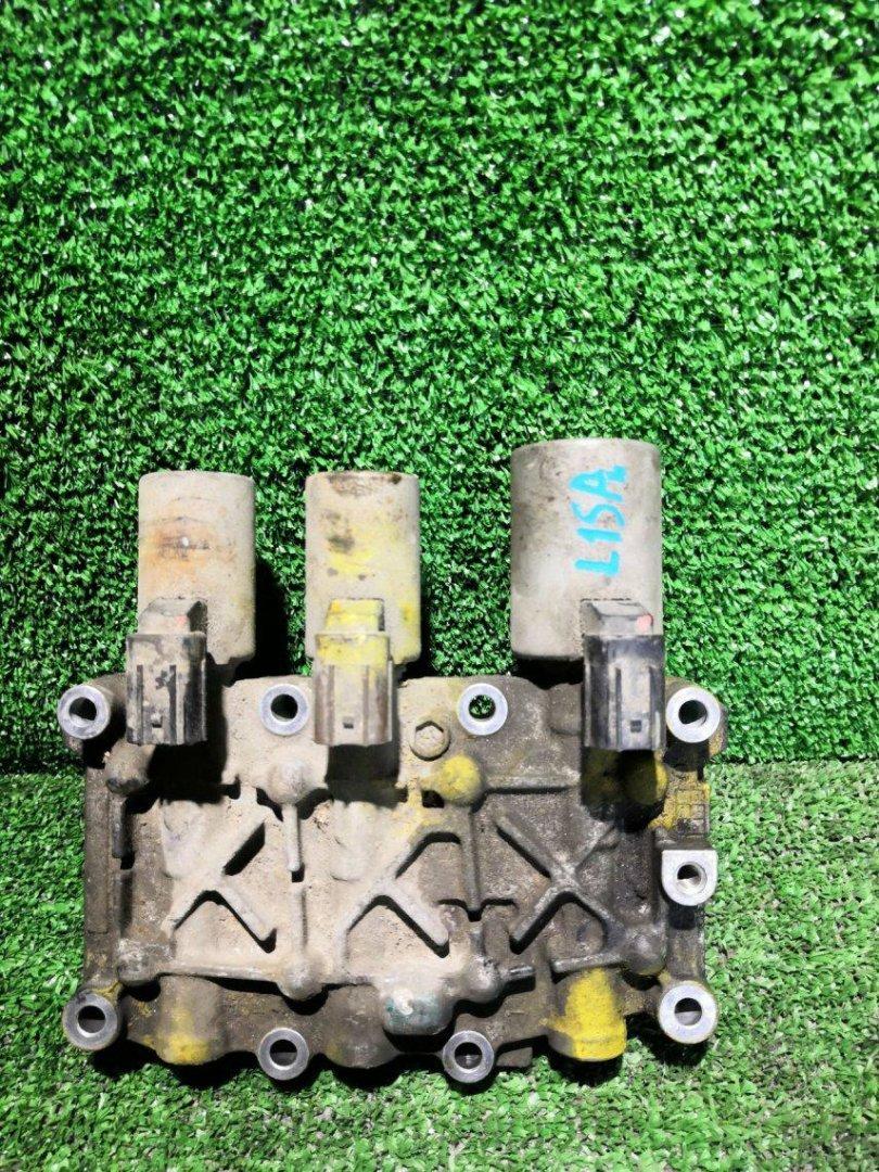 Электромагнитный клапан акпп Honda Mobilio Spike GK1 L15A (б/у)