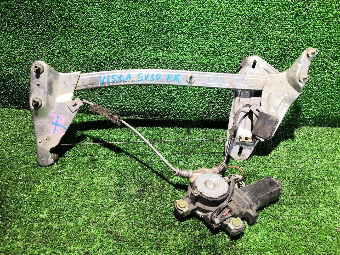 Стеклоподъемник Toyota Vista CV30 задний левый (б/у)