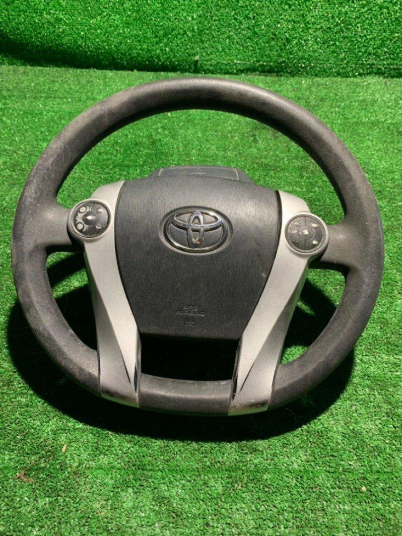 Руль Toyota Prius ZVW30 2ZR (б/у)