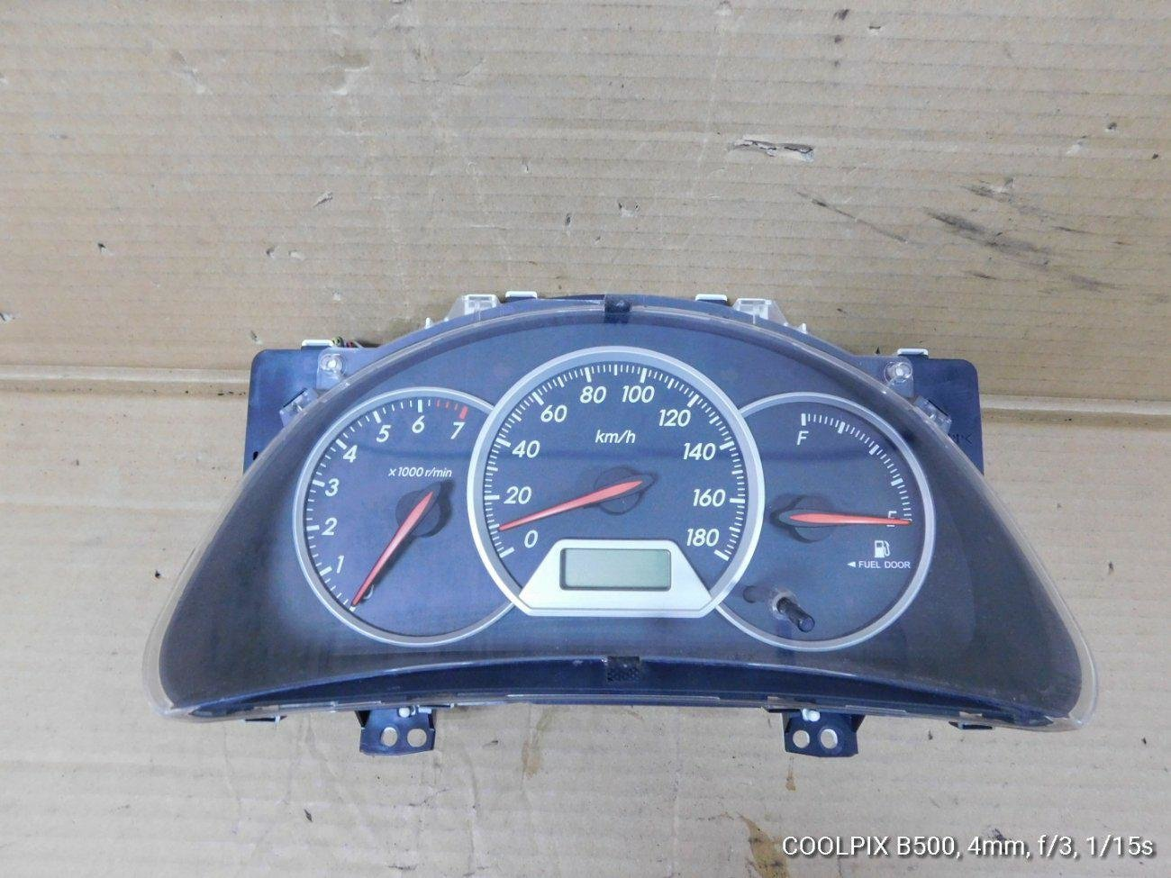 Спидометр Toyota Wish ZNE14 1ZZFE (б/у)