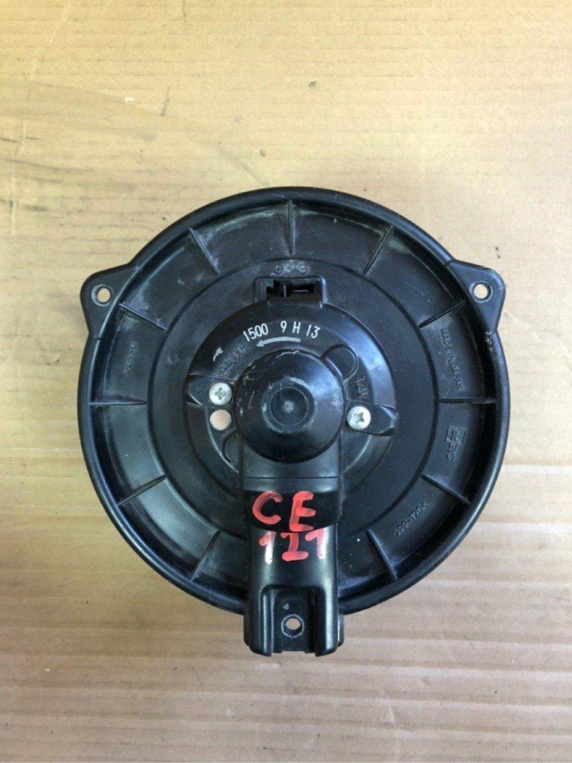 Мотор печки Toyota Corolla Fielder CT190 (б/у)