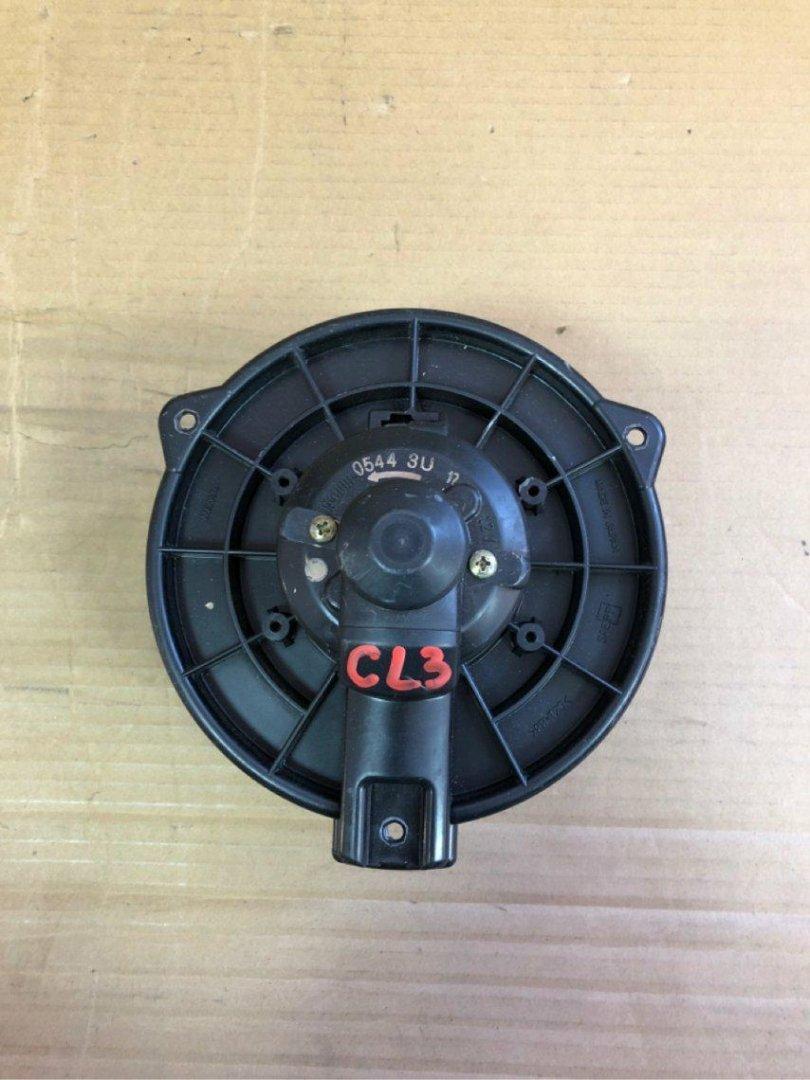 Мотор печки Honda Accord CL3 F20B (б/у)
