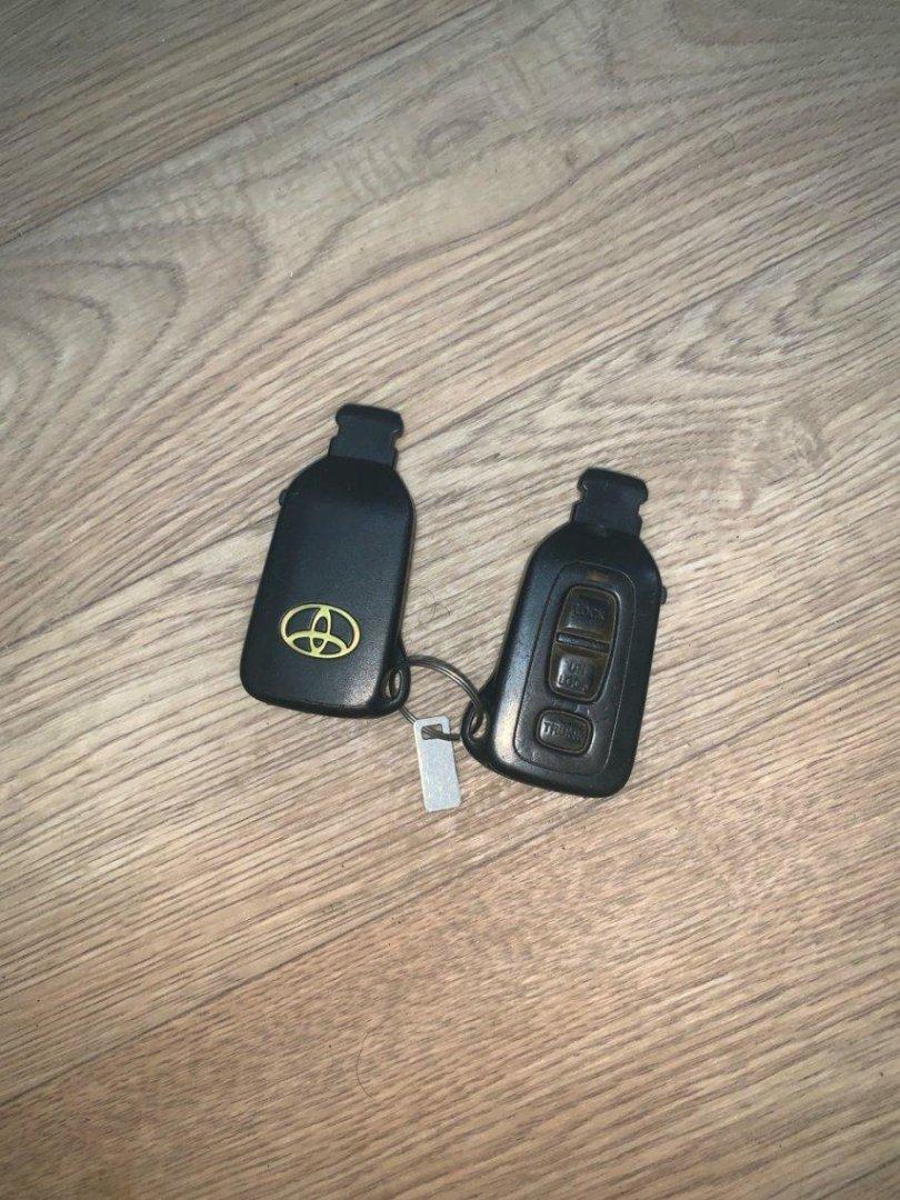 Ключ зажигания Toyota Crown UZS186 3UZ (б/у)