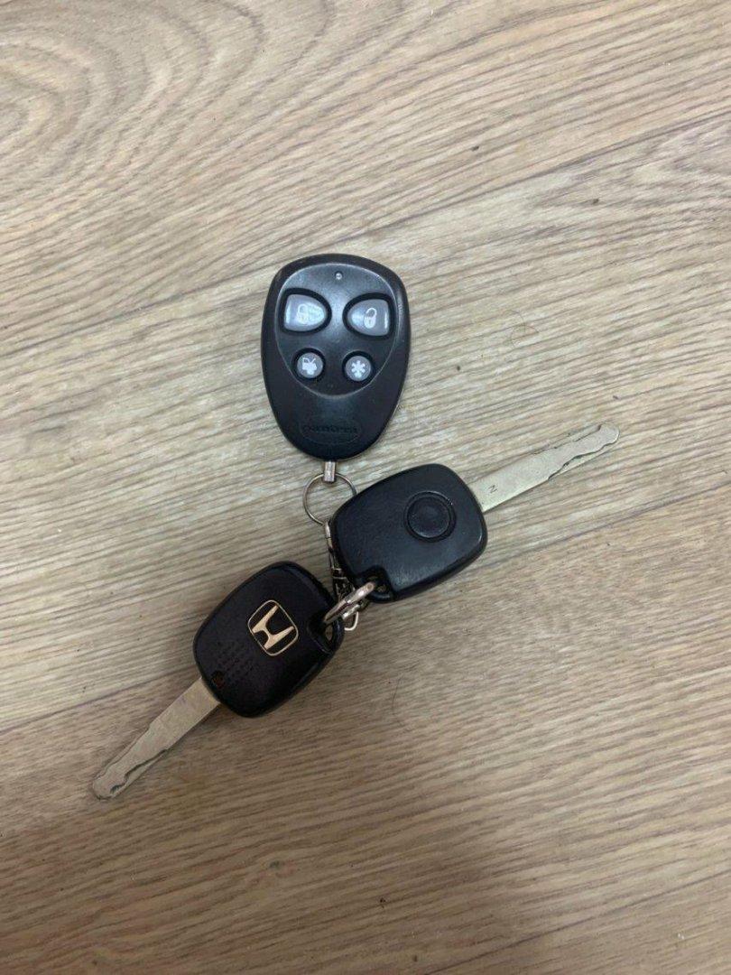 Ключ зажигания Honda (б/у)