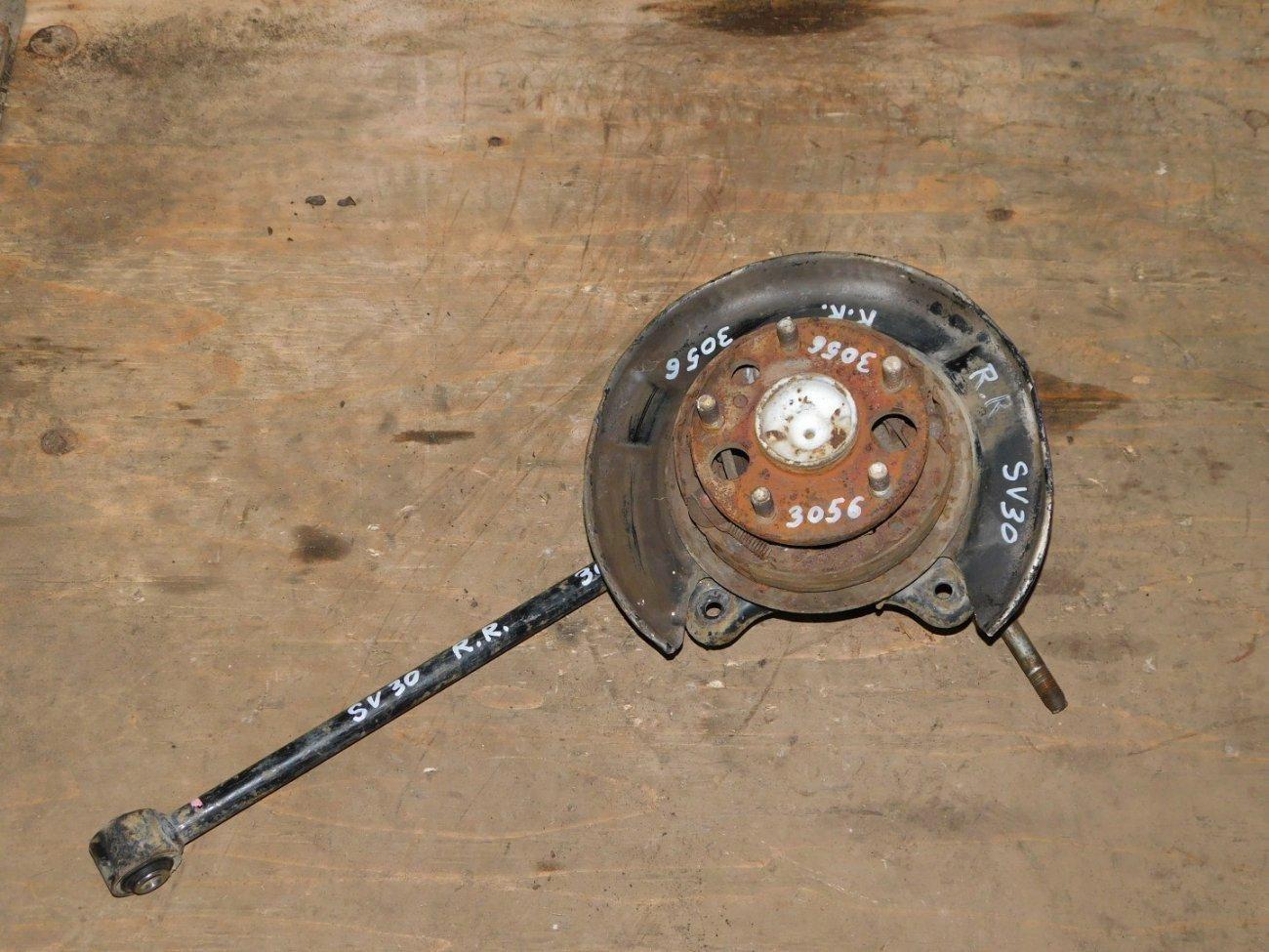 Ступица Toyota Vista SV30 3SFE задняя правая (б/у)