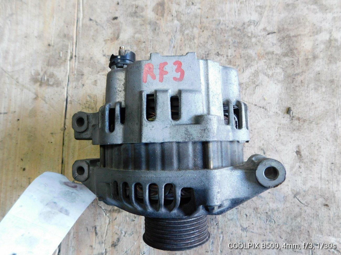 Генератор Honda Stream RN3 K20A (б/у)