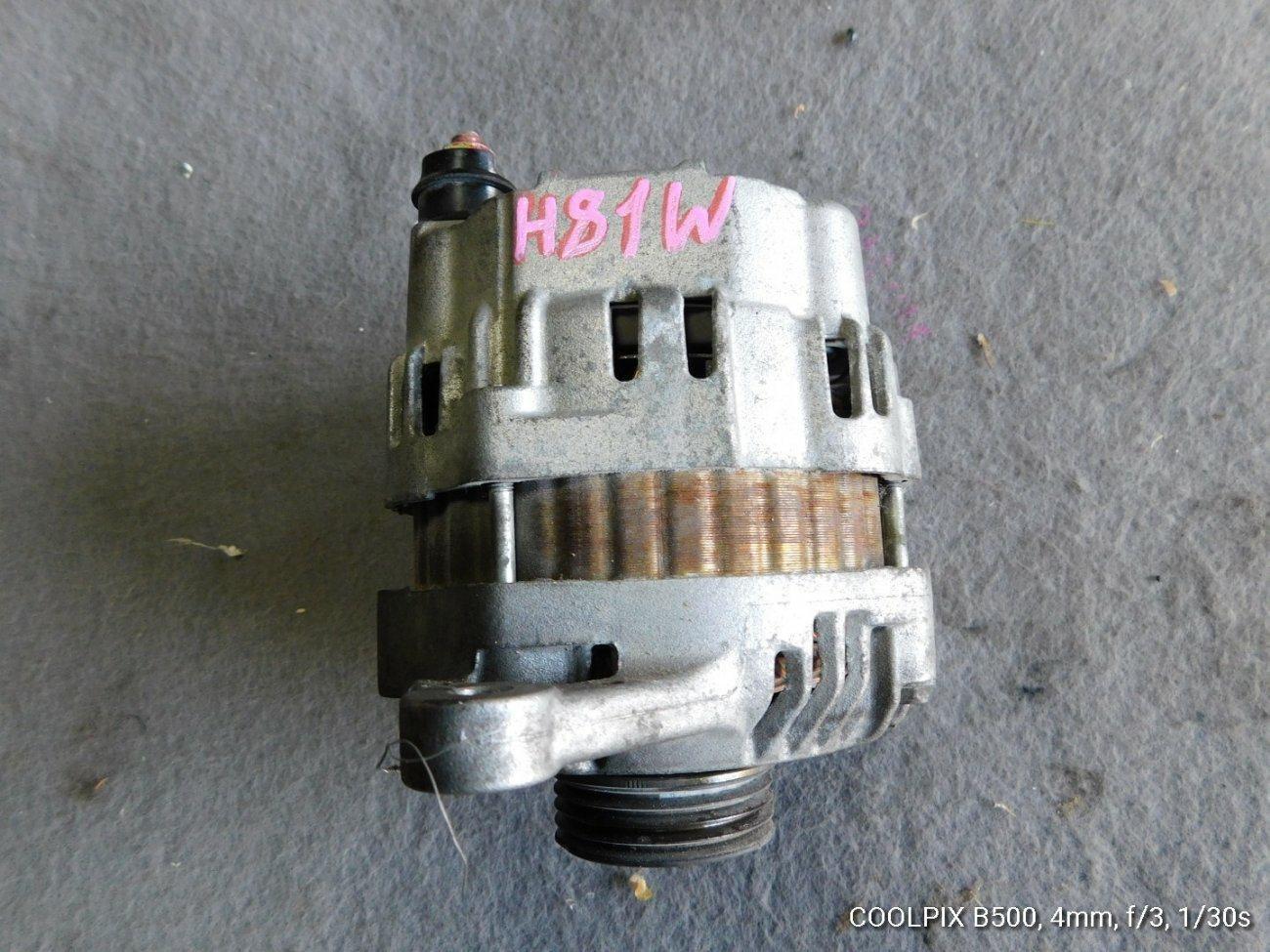 Генератор Mitsubishi Ек Wagon H81W 3G83 (б/у)