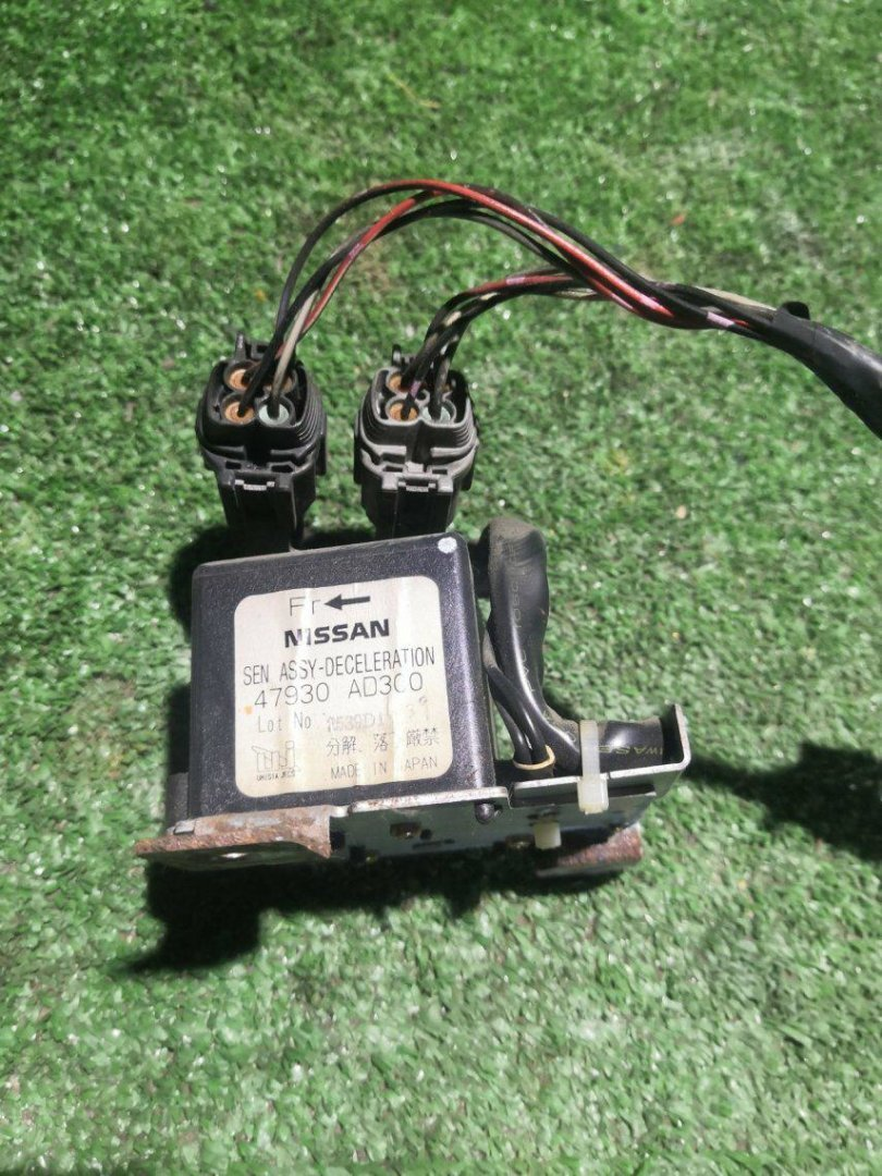 Датчик замедления Nissan Presage NU30U30 KA24 (б/у)