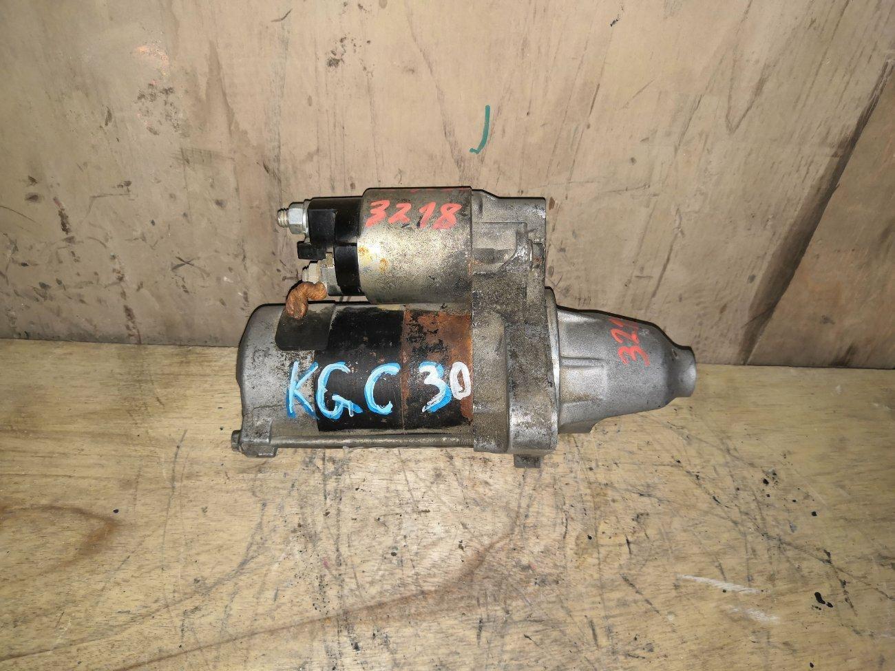 Стартер Toyota Passo KGC30 1KRFE (б/у)