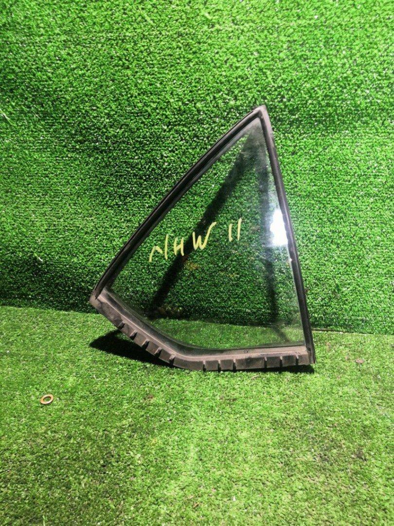 Форточка двери Toyota Prius NHW11 1NZFXE задняя (б/у)
