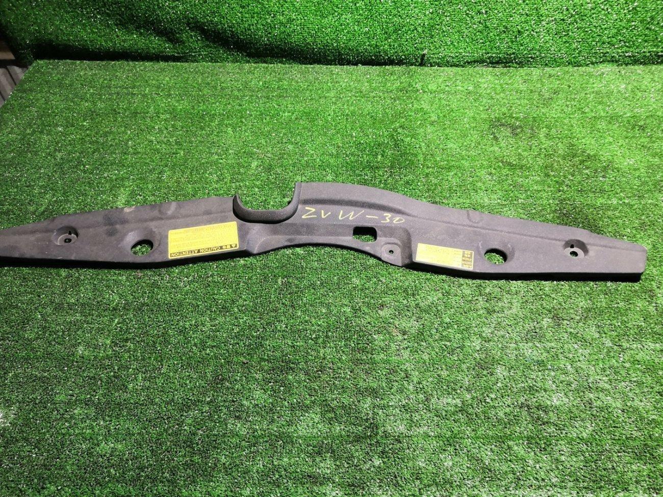 Пластм. защита над радиатором Toyota Prius ZVW30 2ZR (б/у)