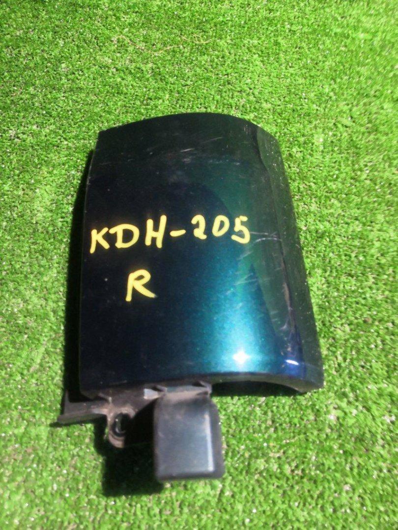 Планка под стоп Toyota Hiace KDH200 задняя левая (б/у)