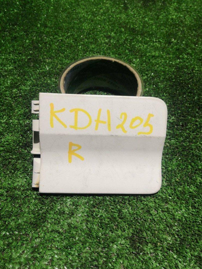 Планка под стоп Toyota Hiace KDH205 задняя левая (б/у)