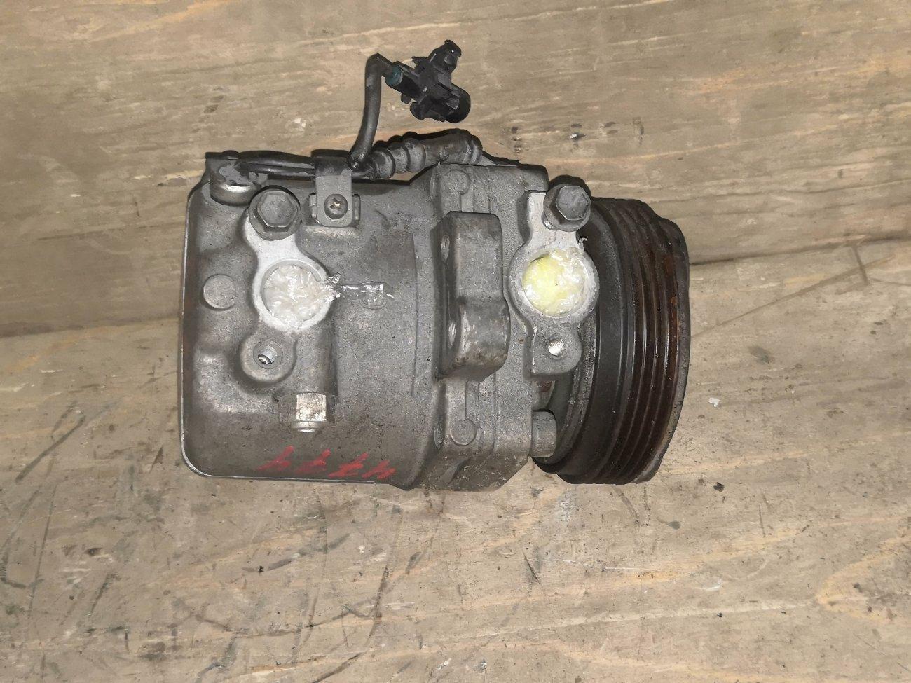 Компрессор кондиционера Suzuki Jimny JB23W K6A (б/у)