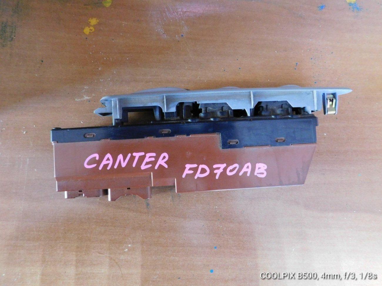 Блок управления стеклоподъемниками Mitsubishi Canter FB70 передний правый (б/у)