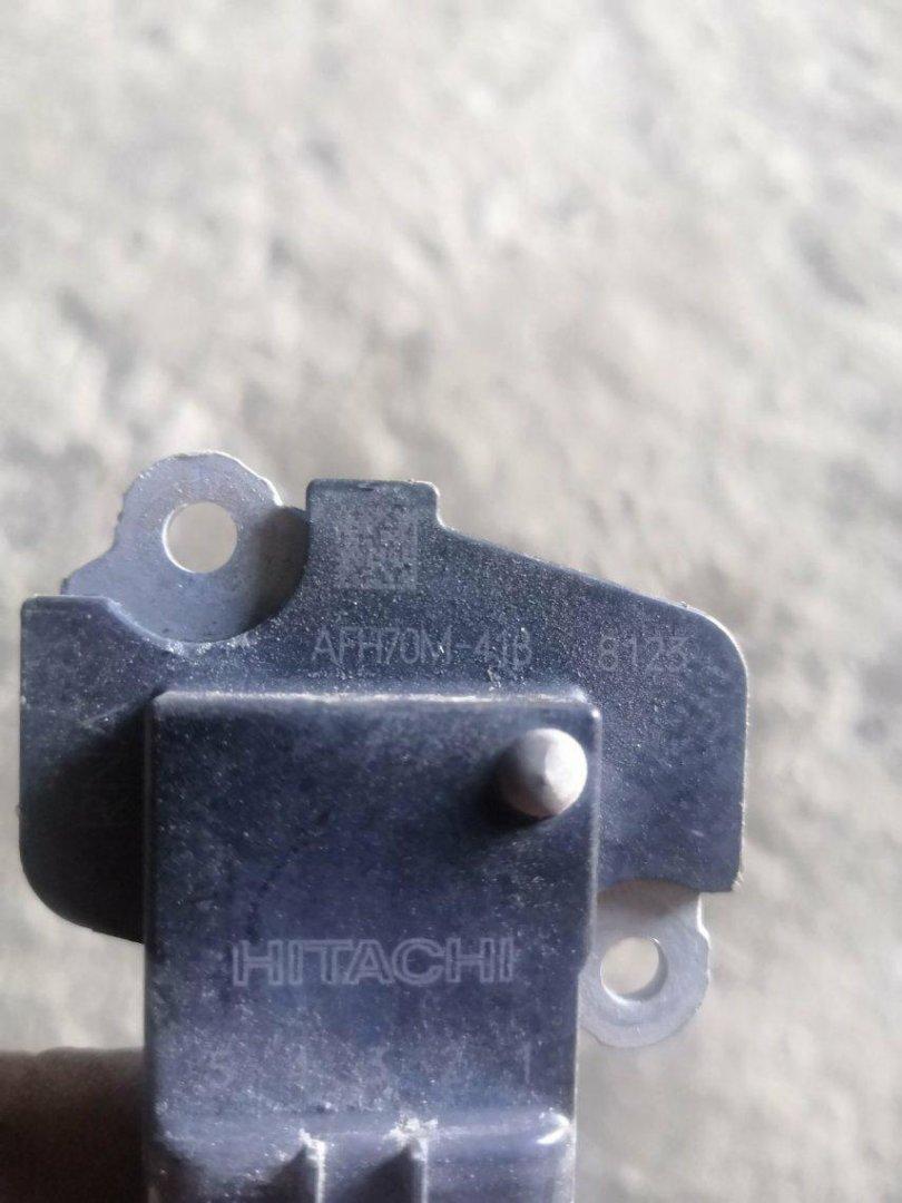 Датчик расхода воздуха Honda Fit GE6 L13A (б/у)