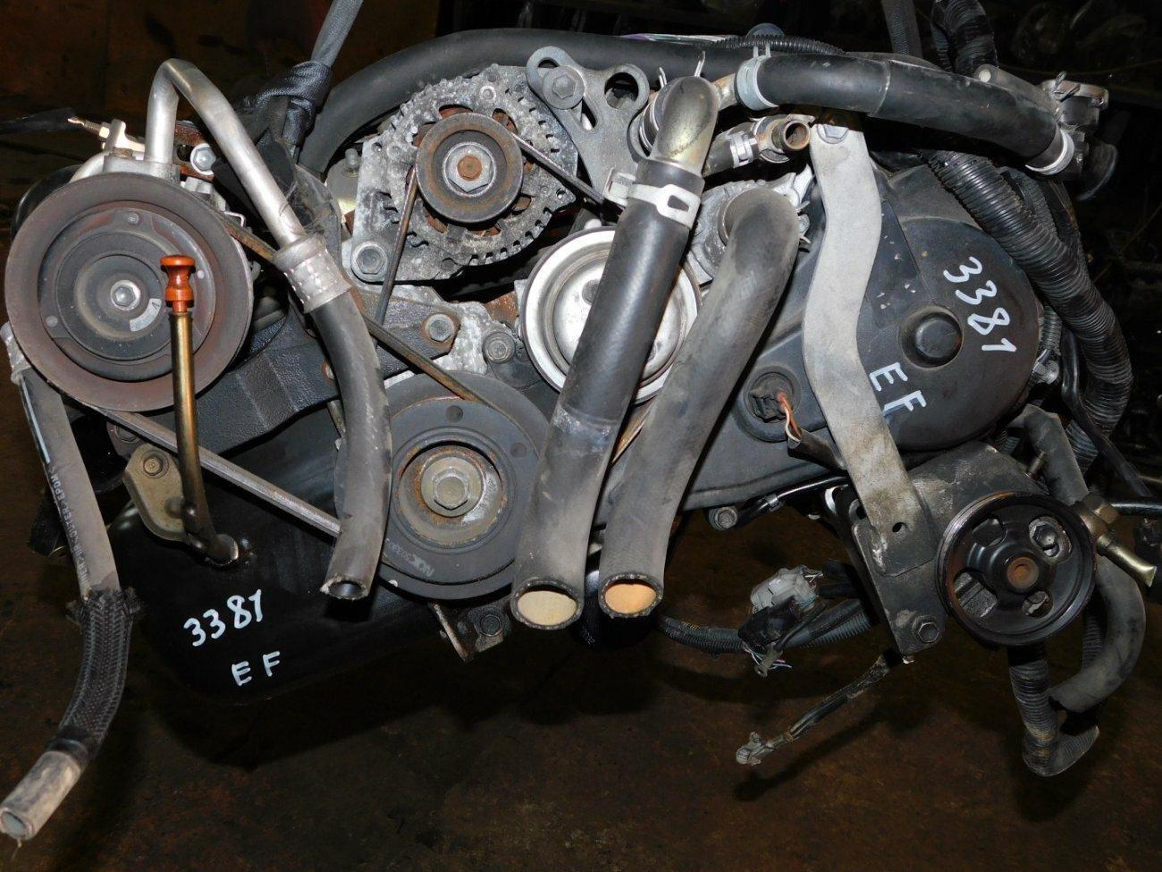 Двигатель Daihatsu Hijet S320V EFDET (б/у)