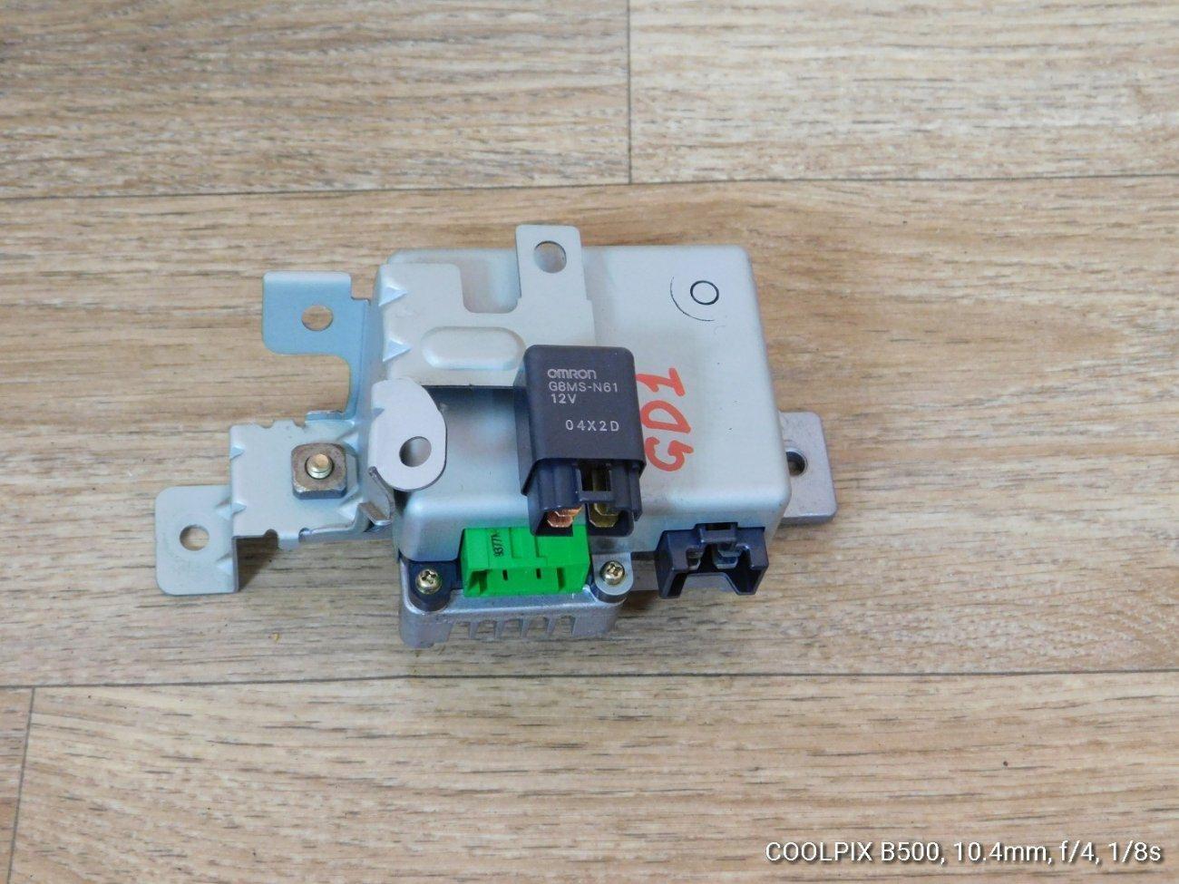 Блок управления рулевой рейкой Honda Fit GD1GD2GD3 L13A (б/у)