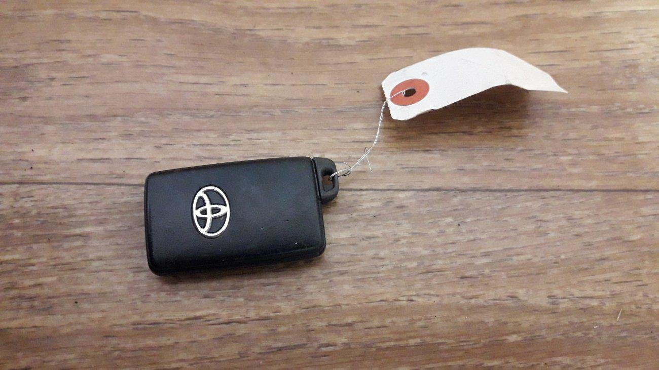 Ключ зажигания Toyota Rav4 GSA33 (б/у)