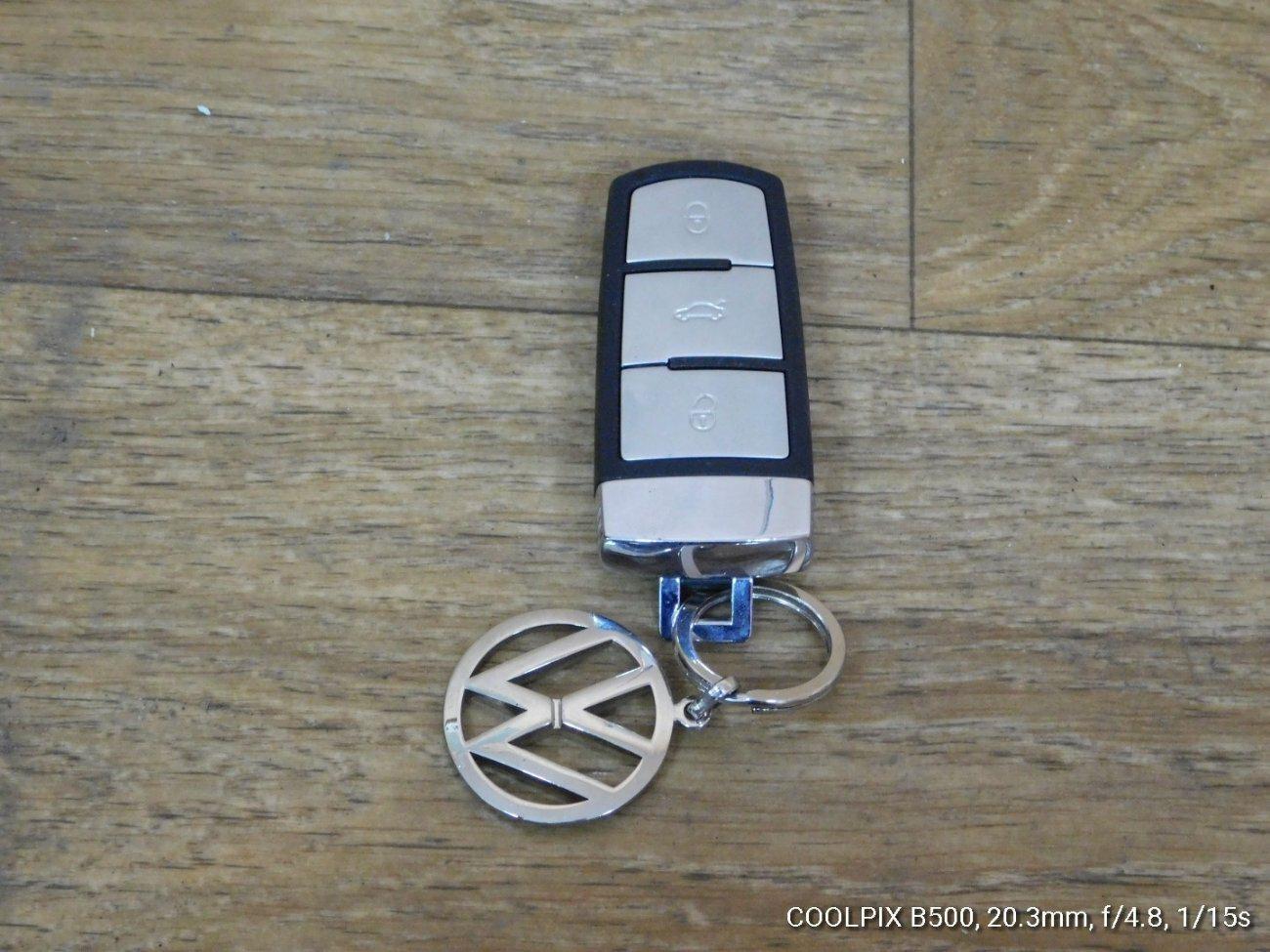 Ключ зажигания Volkswagen Santana 357 AXX (б/у)