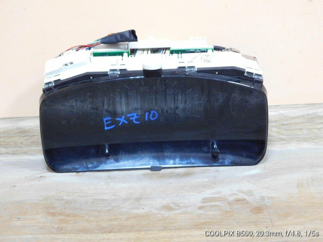 Спидометр Toyota Raum EXZ10 5EFE (б/у)
