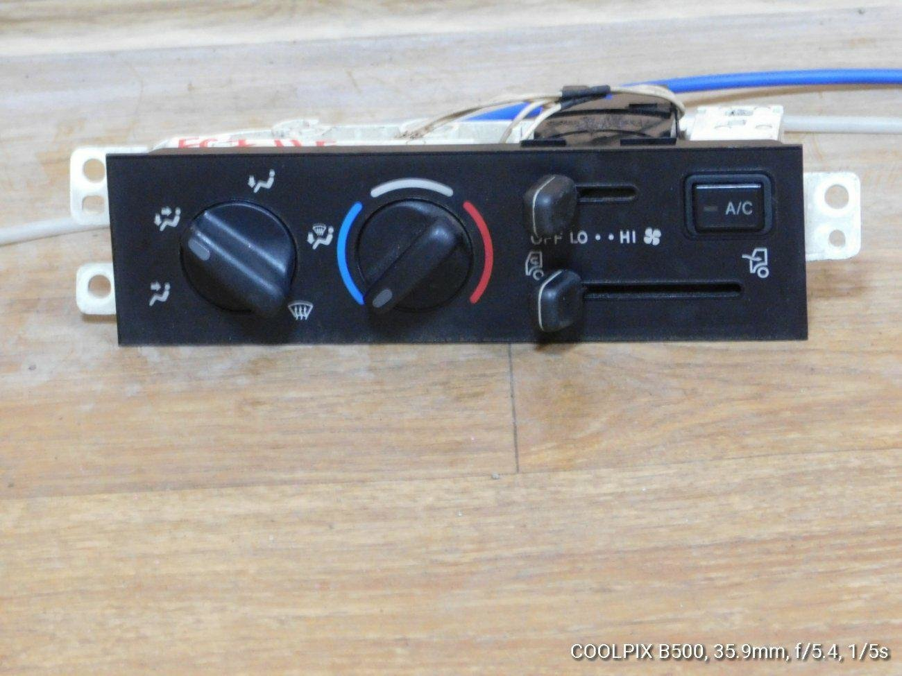 Климат-контроль Hino Ranger FC7 J07E (б/у)