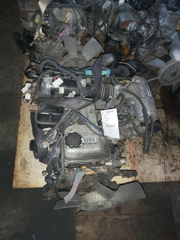 Двигатель Toyota Land Cruizer Prado RZJ95 3RZ (б/у)