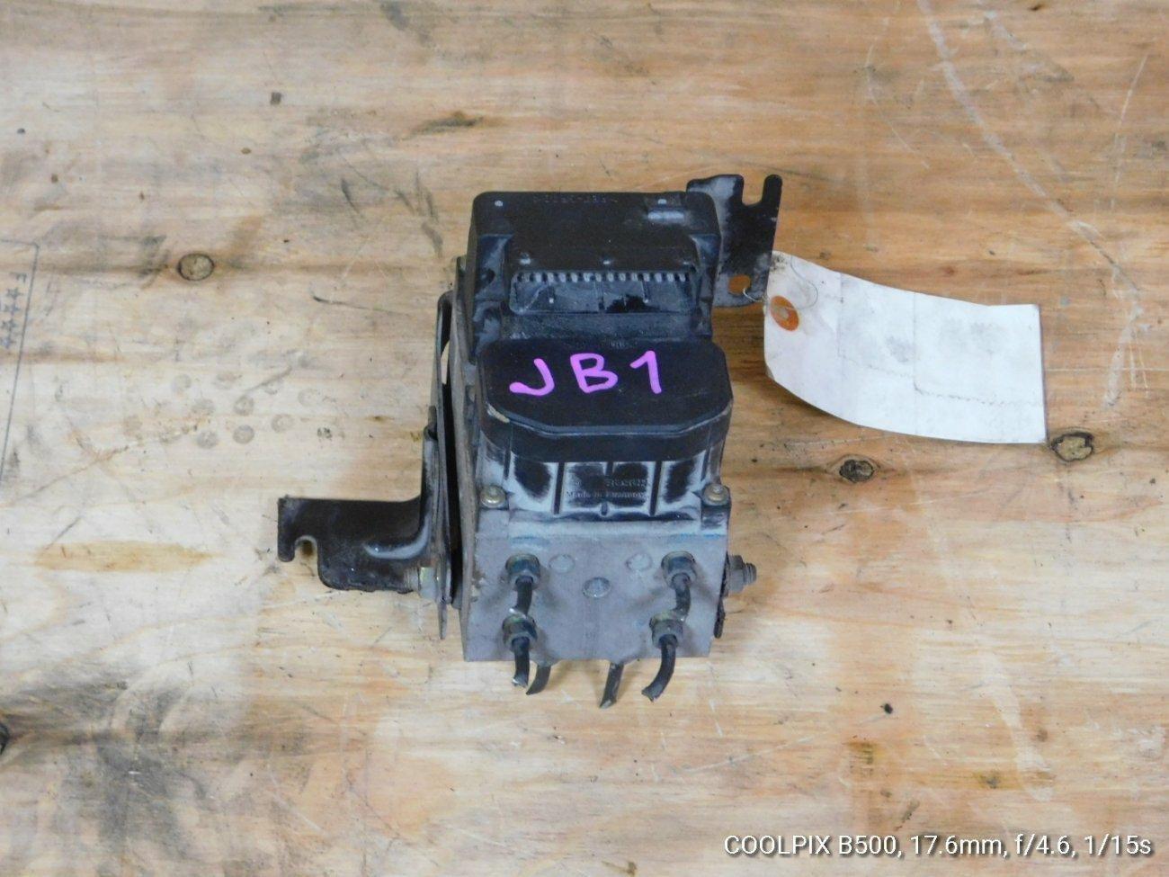 Блок abs Honda Life JB1 E07Z (б/у)