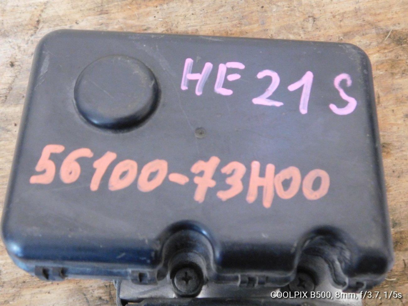 Блок abs Suzuki Mr Wagon MF21S K6AT (б/у)