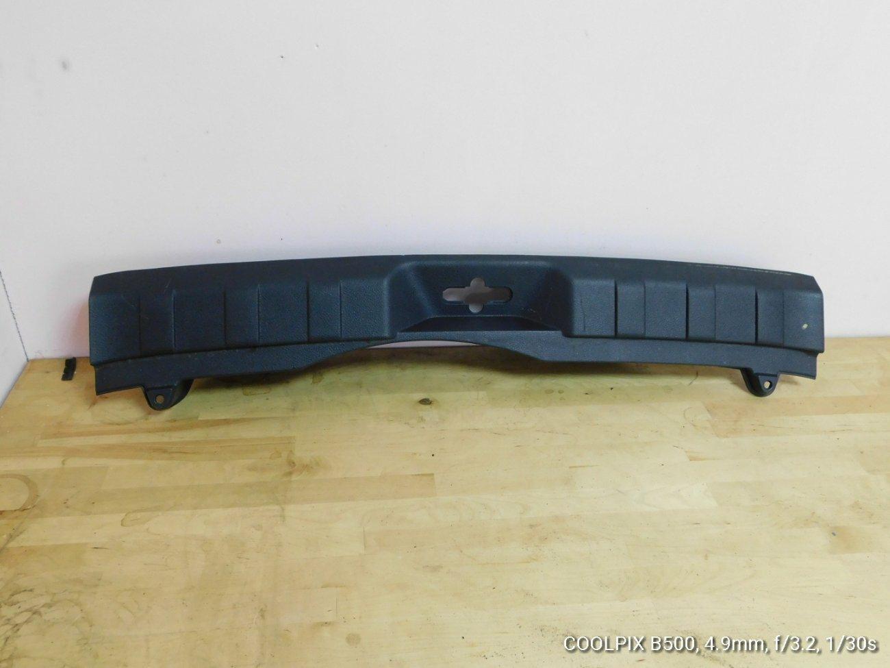 Накладка замка багажника Nissan X-Trail T31 MR20DE (б/у)