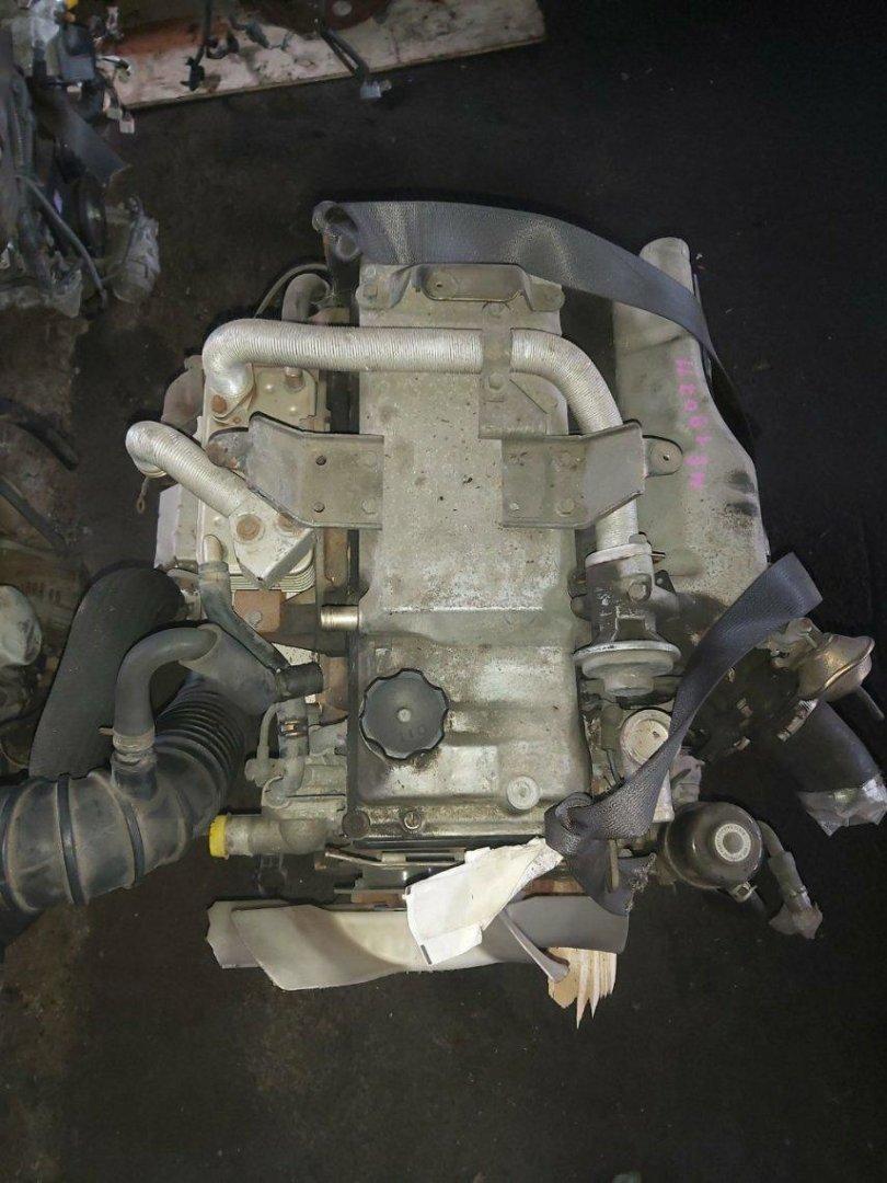 Двигатель Mitsubishi Pajero V68W 4M41 (б/у)
