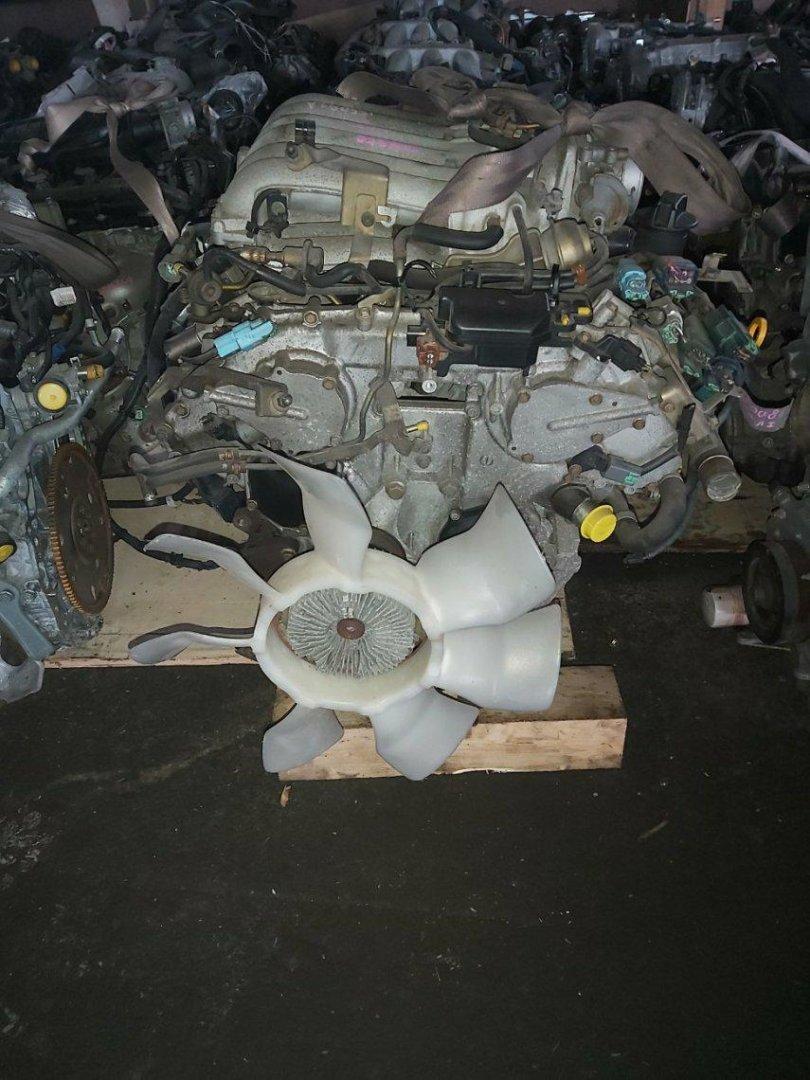 Двигатель Nissan Elgrand APWE50 VQ35DE (б/у)