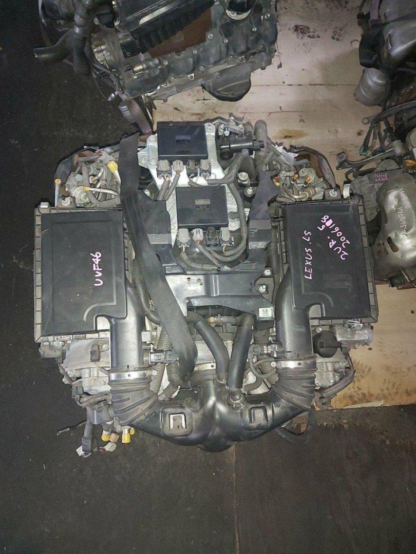 Двигатель Lexus Ls600H UVF46 2URFSE (б/у)