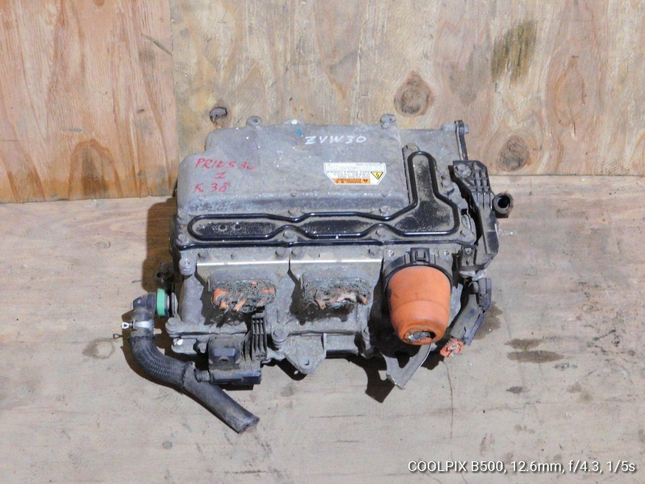 Инвертор Toyota Prius ZVW30 2ZRFXE (б/у)