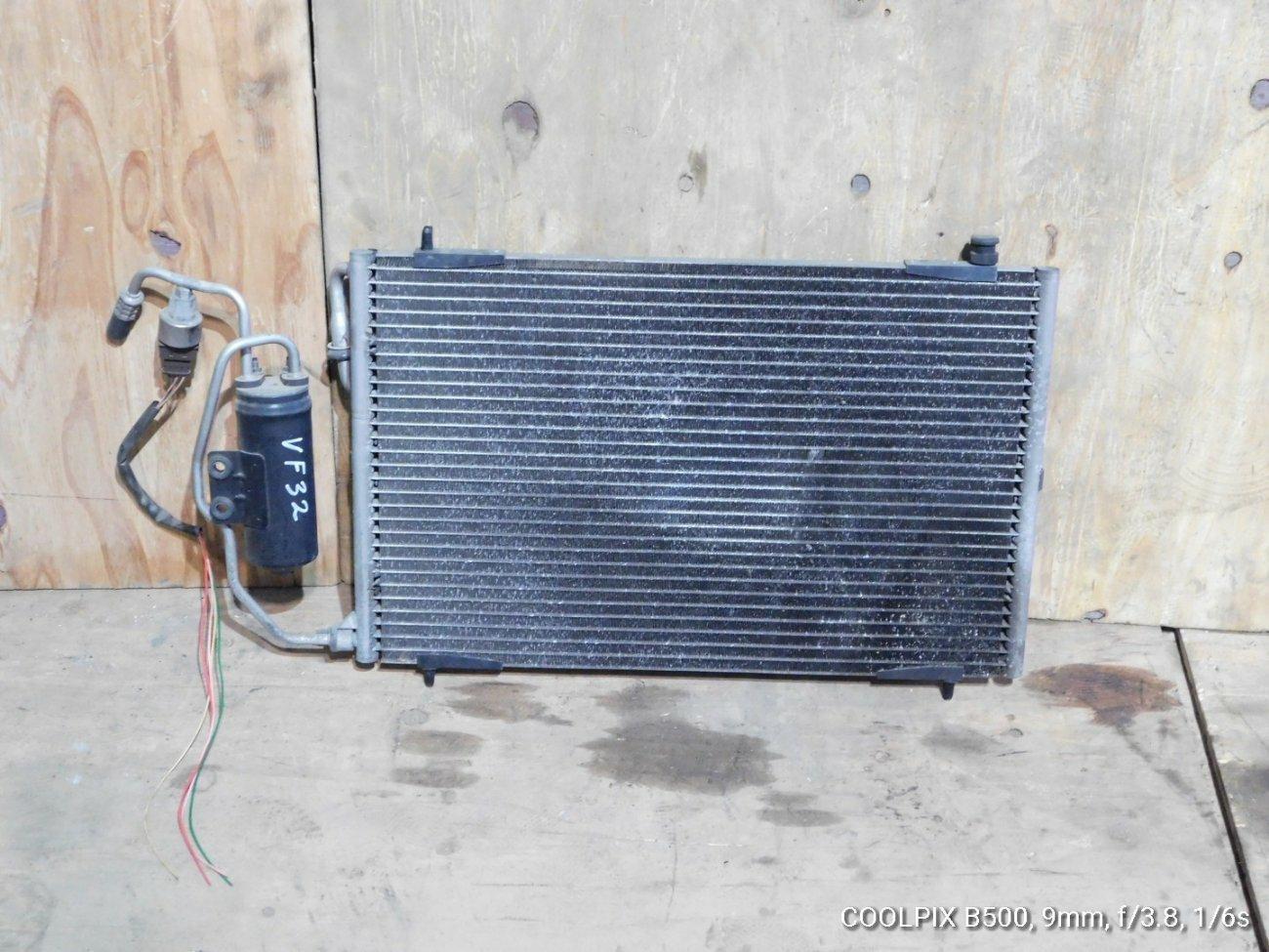 Радиатор кондиционера Peugeot 206 VF32 NFU (б/у)