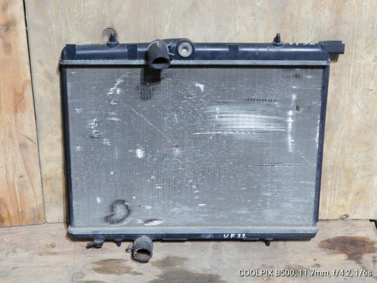 Радиатор основной Peugeot 206 VF32 NFU (б/у)