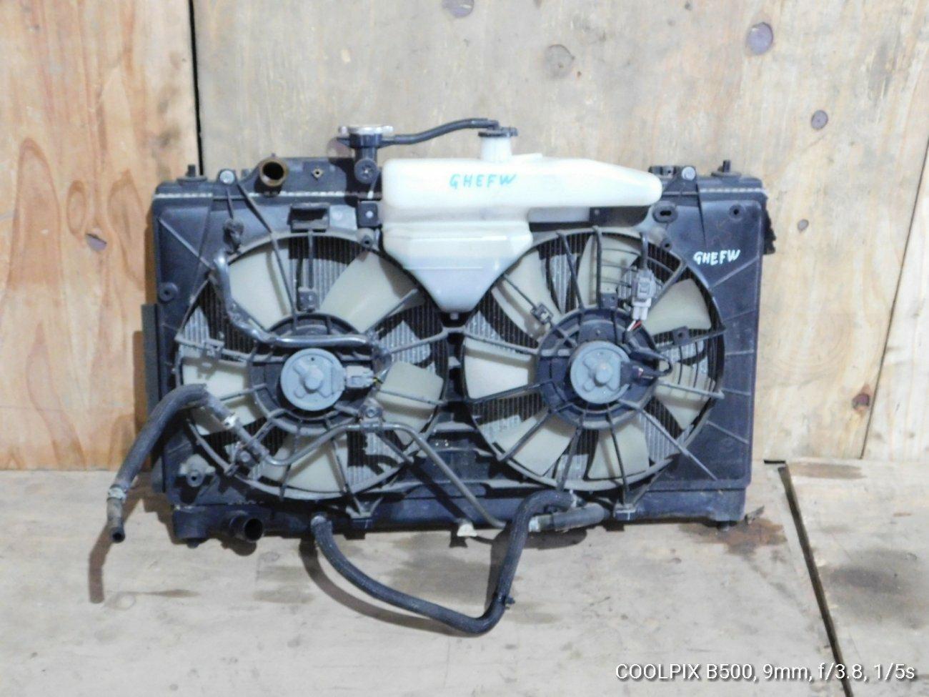 Радиатор основной Mazda Atenza GHEFW LFVE (б/у)