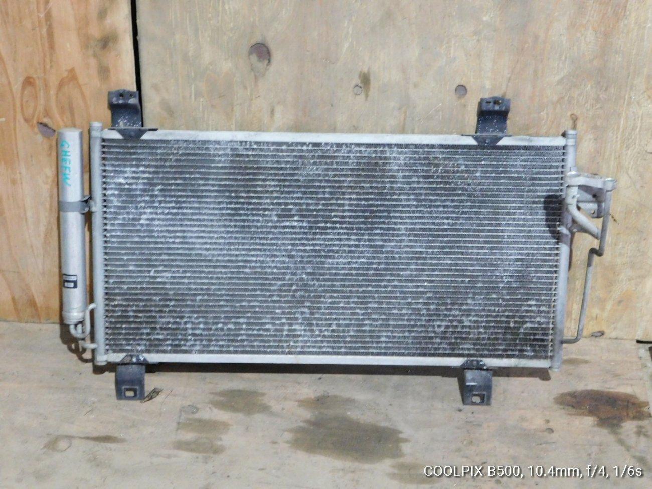 Радиатор кондиционера Mazda Atenza GHEFW (б/у)