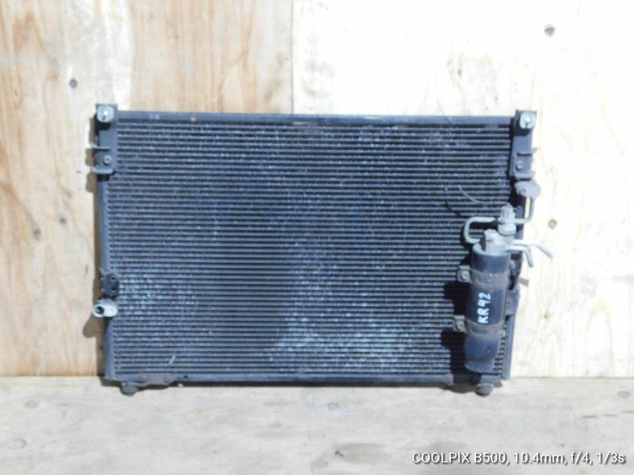 Радиатор кондиционера Toyota Noah KR42 7K (б/у)