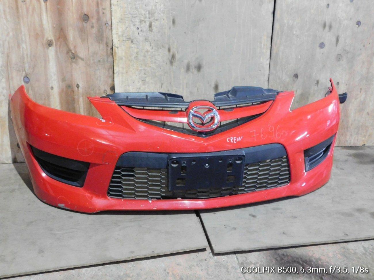 Бампер Mazda Premacy CREW LF (б/у)