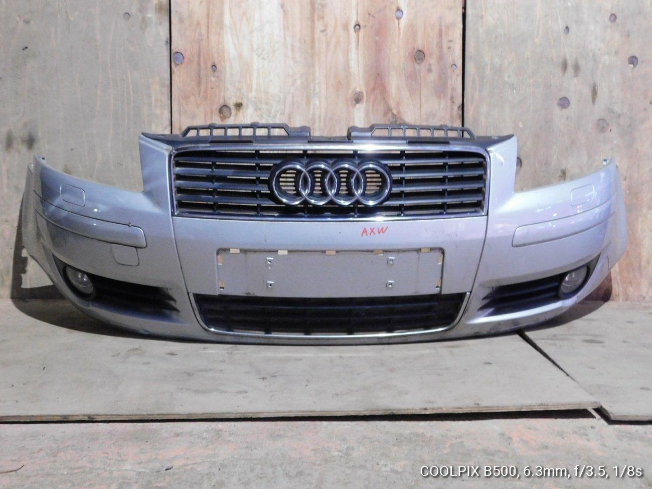 Бампер Audi A3 AXW передний (б/у)