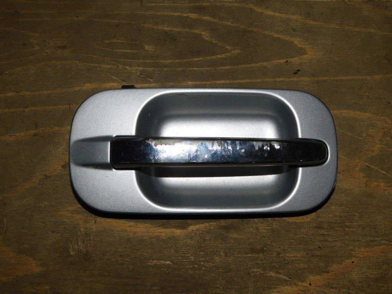 Ручка двери внутренняя Honda Mobilio Spike GK1 L15A задняя левая (б/у)