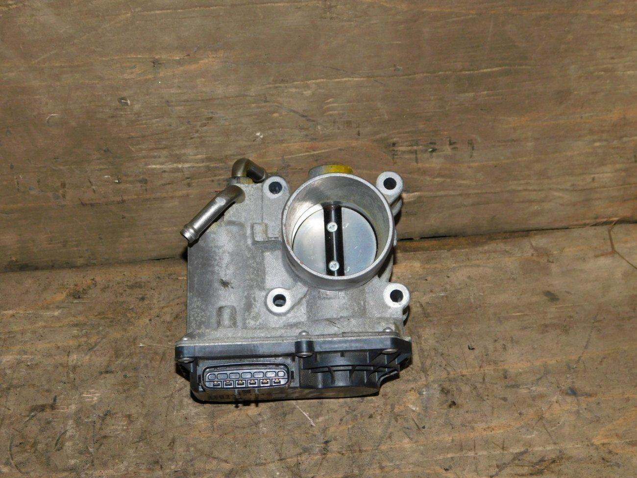Дроссельная заслонка Toyota Porte NCP141 1NZFE (б/у)