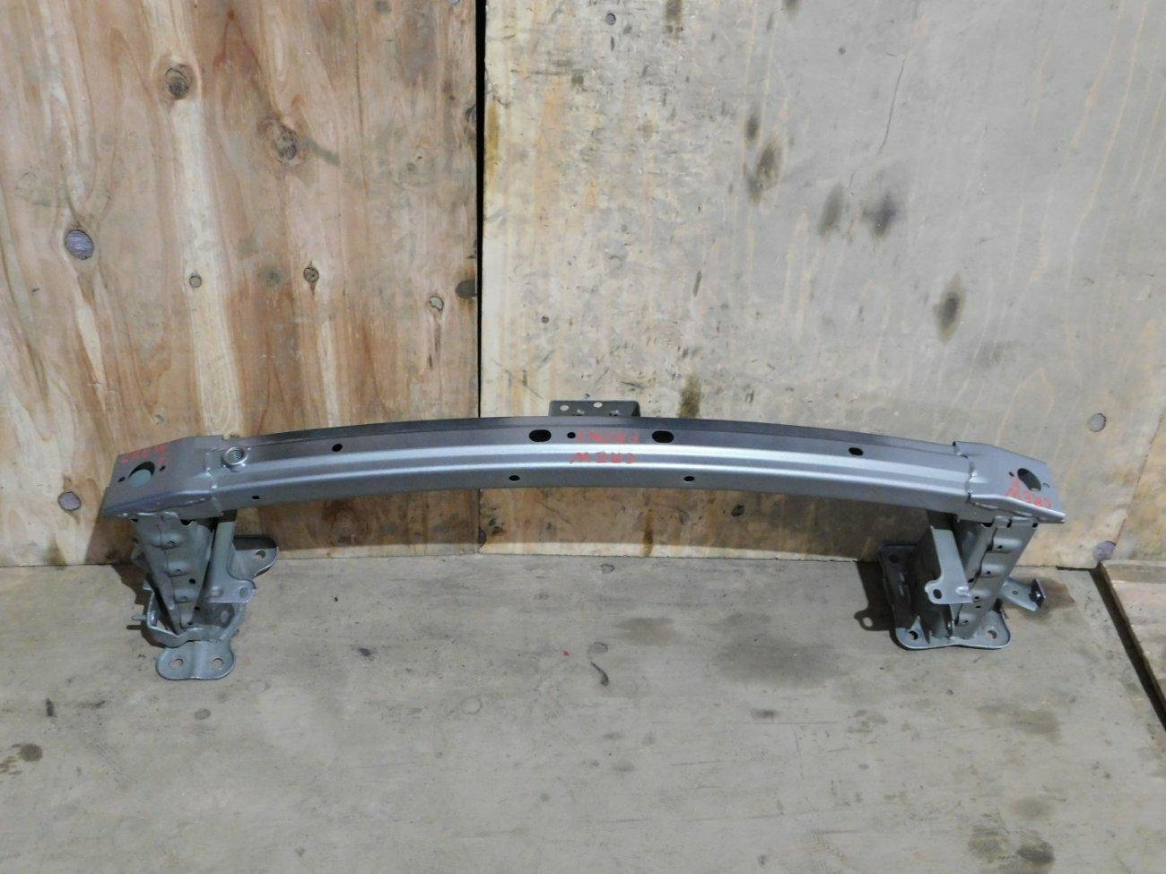 Защита бампера Mazda Premacy CREW LF передняя (б/у)