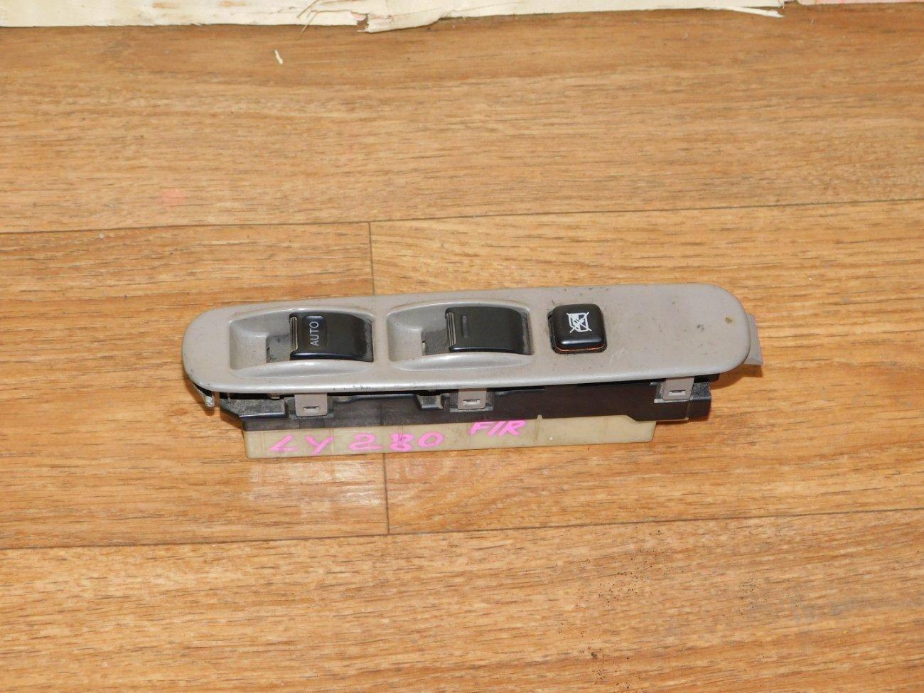 Блок управления стеклоподъемниками Toyota Dyna LY280 передний левый (б/у)