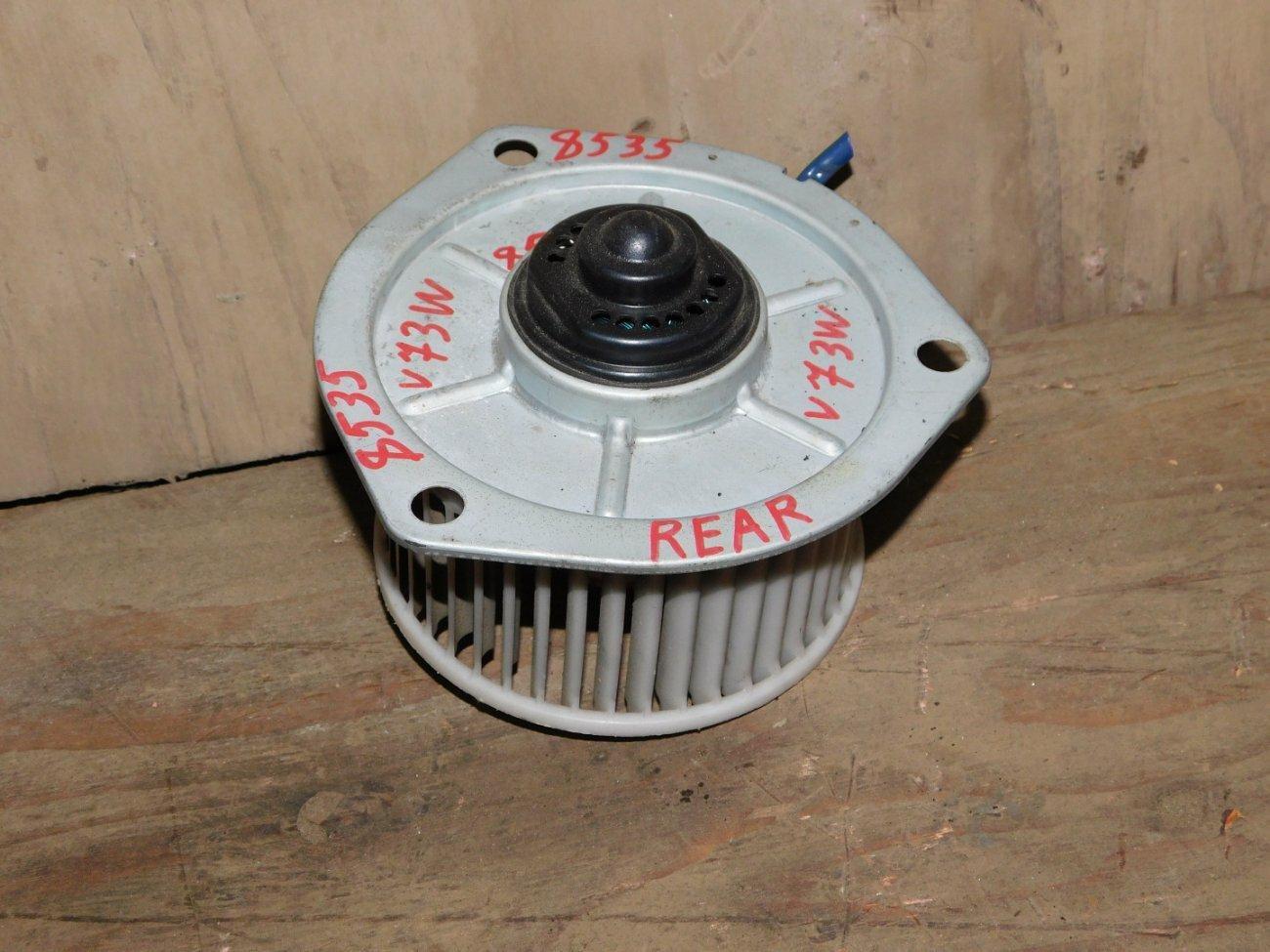 Мотор печки Mitsubishi Pajero V73W 6G74 задний (б/у)