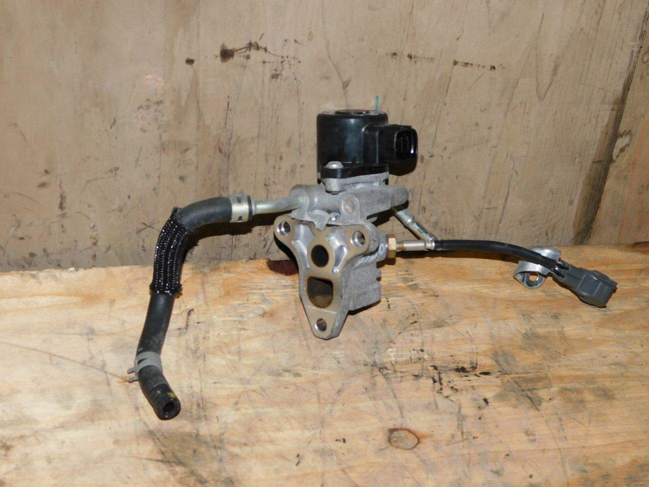 Клапан egr Toyota Corolla Axio NZE141 1NZFE (б/у)